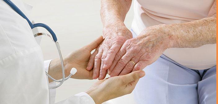 Smertelindring til gigtpatienter