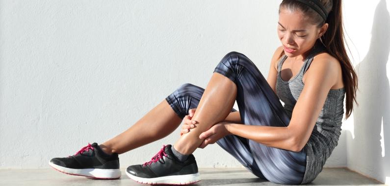 Sådan behandler du smerter i muskler og led