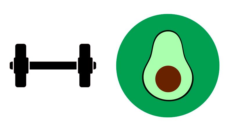 Kost og motion mod gigt